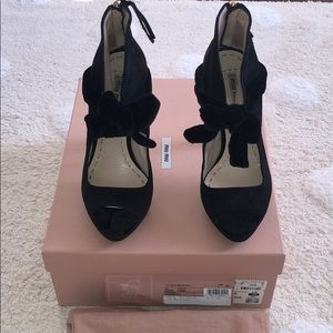 Authentic Calzature Donna Miu Miu Heels